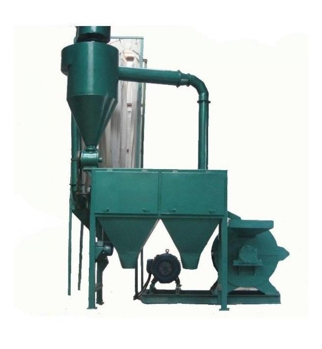 оборудование для производства древесной золы